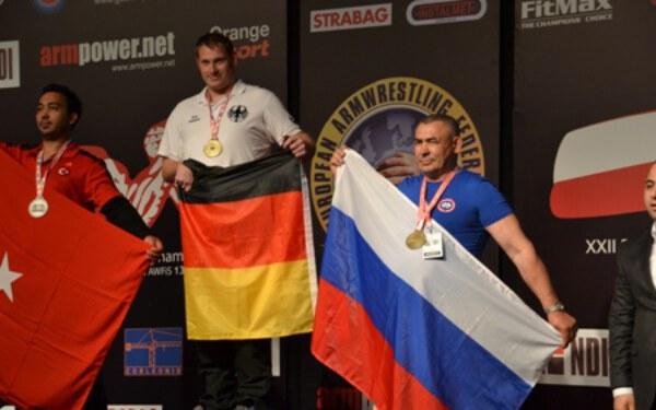Europameistersch. Danzig.Polen 16.5 (75)
