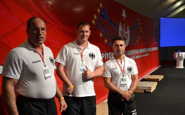 Europameistersch.2011 Antalya-Türkei