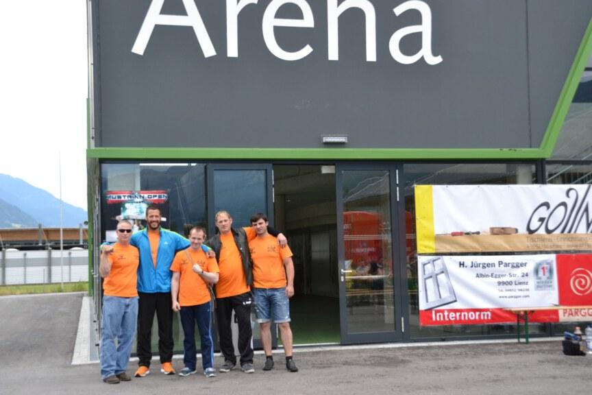 Austria Open 10.8.13 Lienz.Österr.