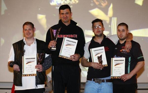 Deutsche Meisterschaft 2014 in Frankfurt.Oder